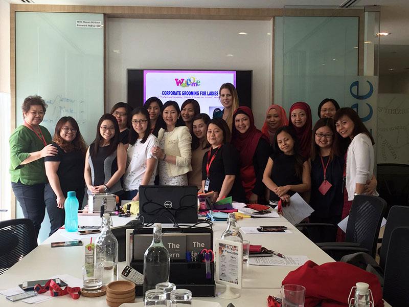 Divine Image International || Singapore Image Consultant